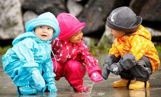Ремонт детской одежды