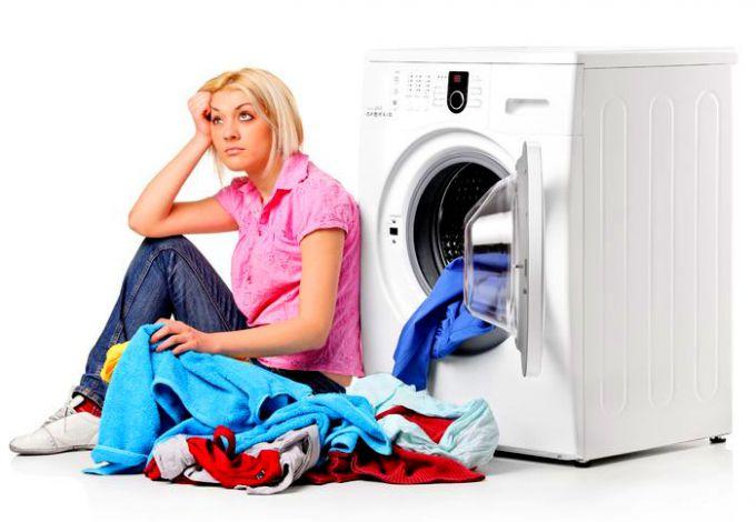 Очистка тканей дома