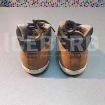 Ботинки бежевые нубук