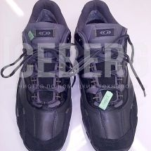 Ботинки после чистки в химчистке ICEBERG