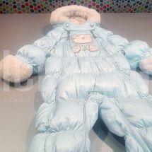 Детский комбинезон после чистки в химчистке ICEBERG
