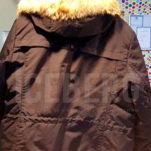 Куртка после чистки в химчистке ICEBERG