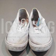 Спортивная обувь до чистки в химчистке ICEBERG