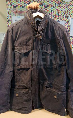 Куртка до покраски в химчистке ICEBERG