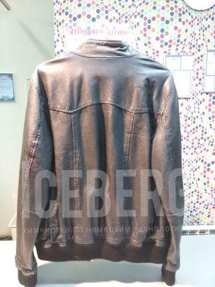 Куртка мужская черная