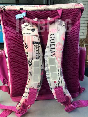 Химчистка школьного рюкзака
